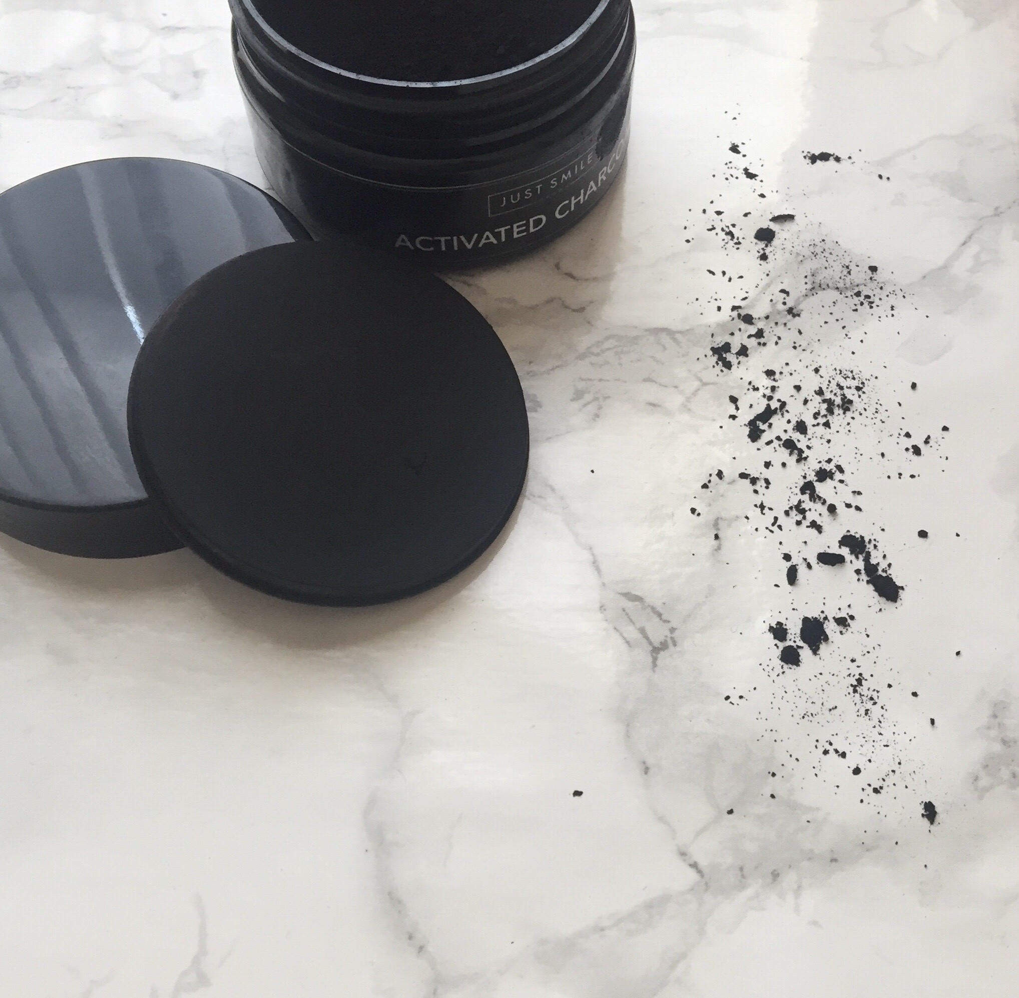 Just Smile London Activated Charcoal