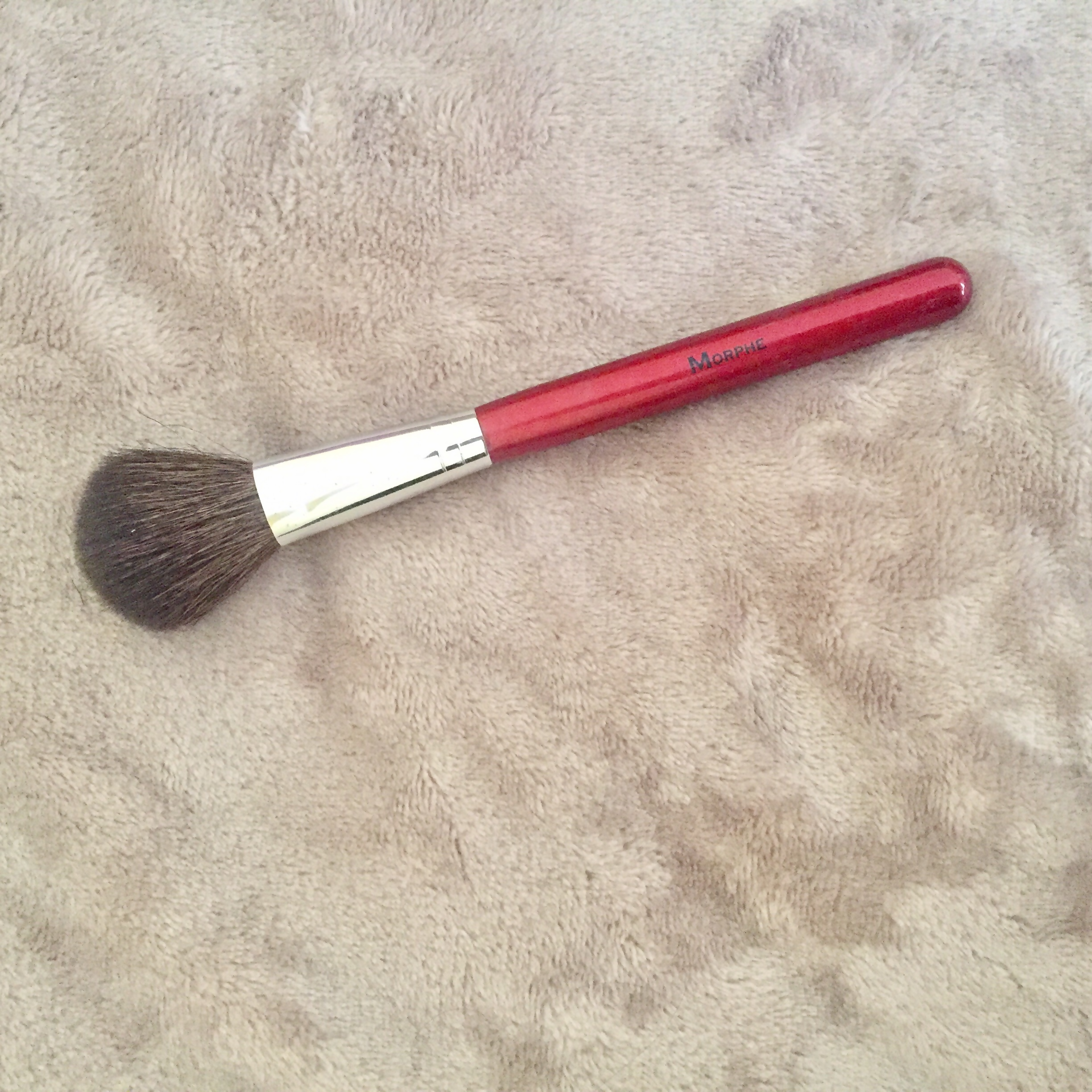 morphe blush brush