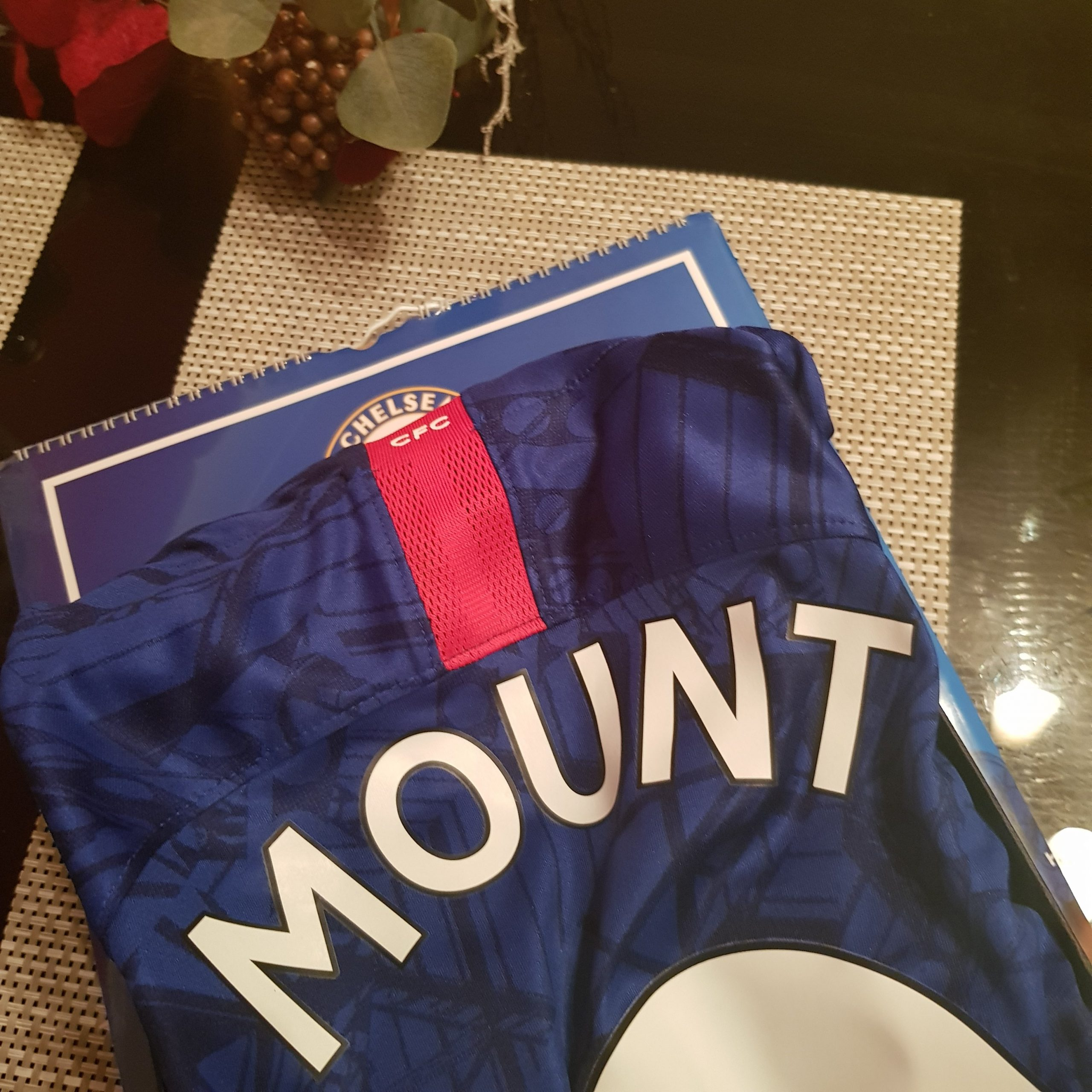 Chelsea shirt