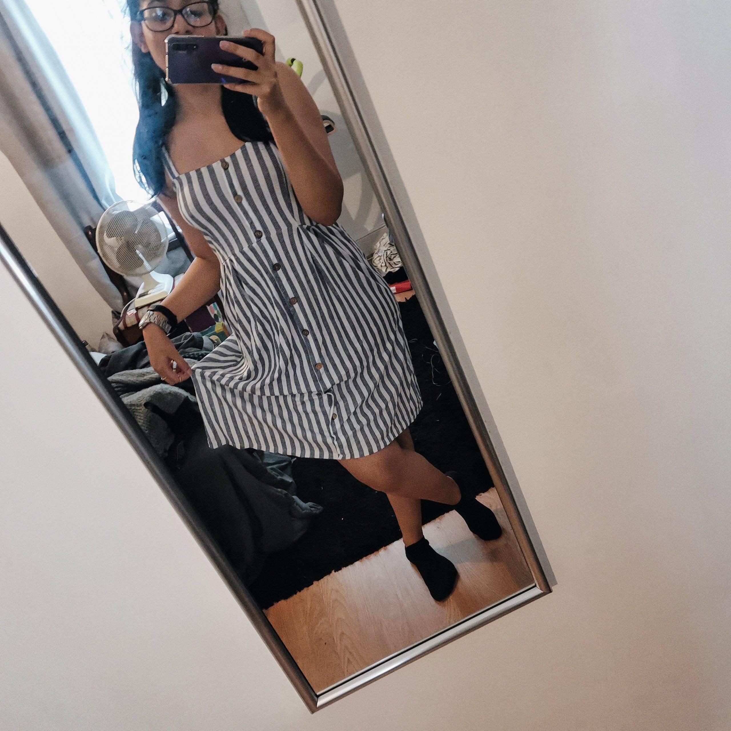 Femme Luxe Midi Dress