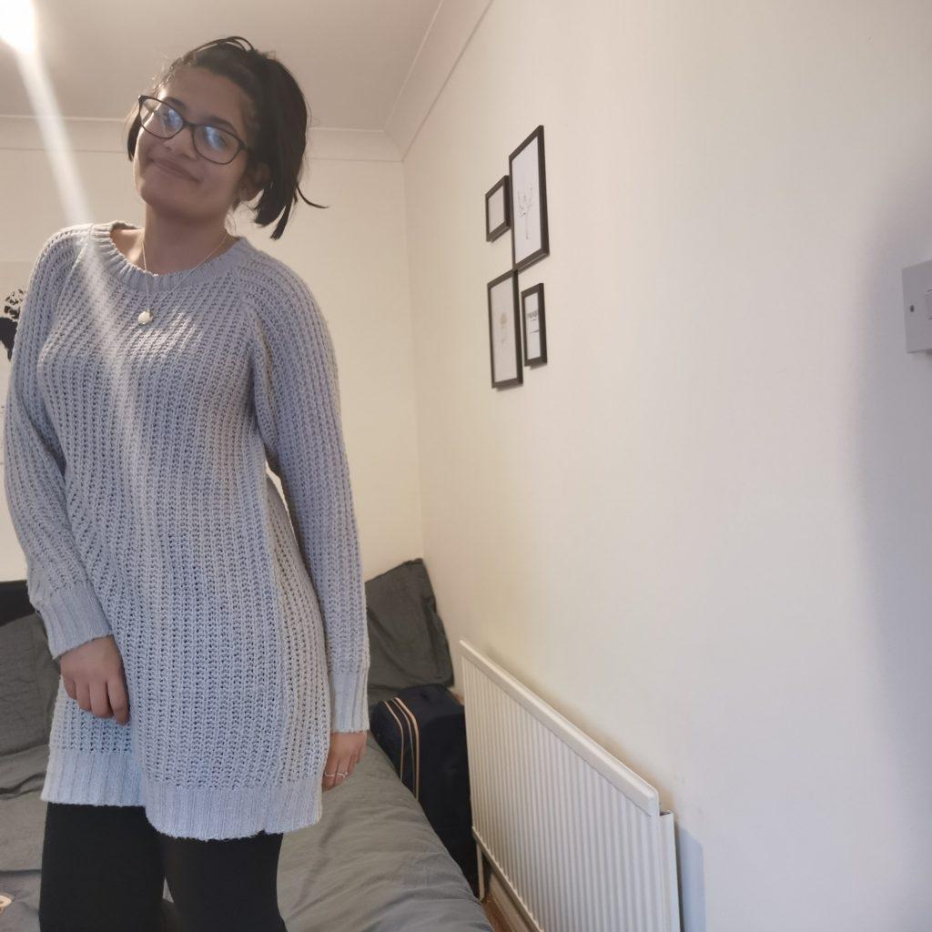 Boohoo Jumper Dress
