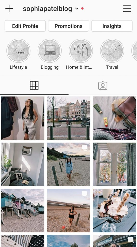 sophiapatelblog instagram